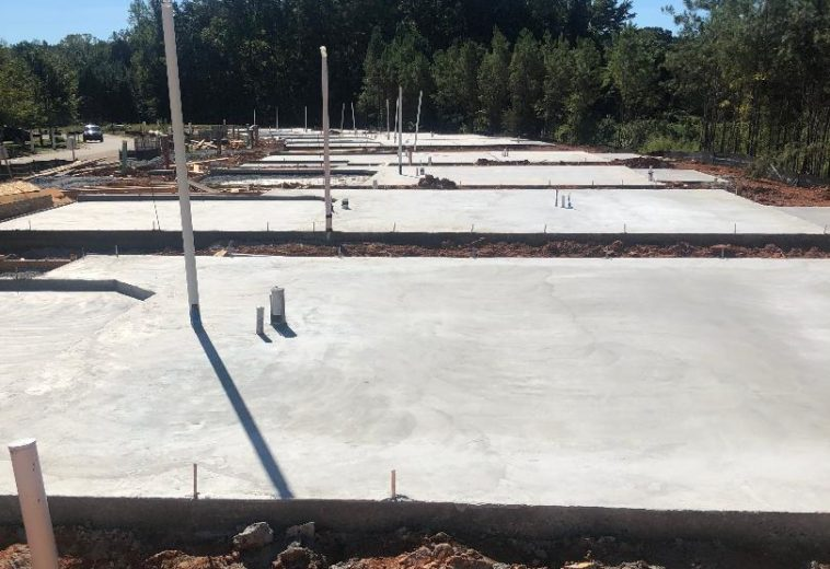 Land/Foundation Prep