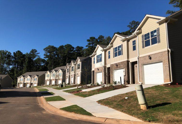 Subdivision Real Estate Development